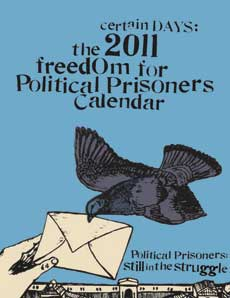 Certain Days Political Prisoner Calendar 2011